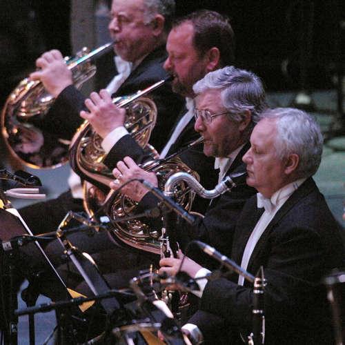 Bläser im Orchester und ihre Mundstücke
