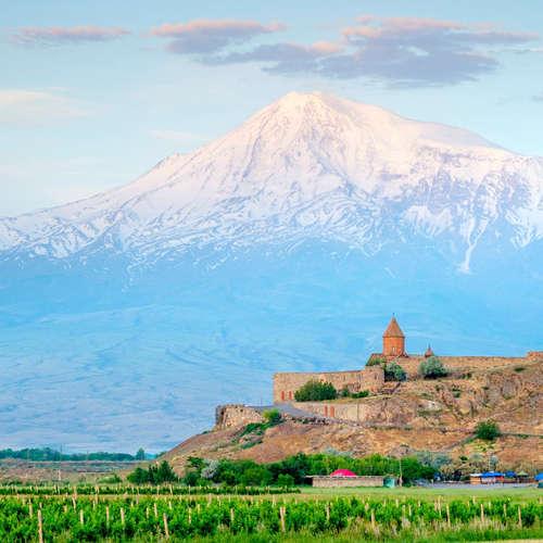 Beruht die Strandung der Arche Noah am Berg Ararat auf Fakten?