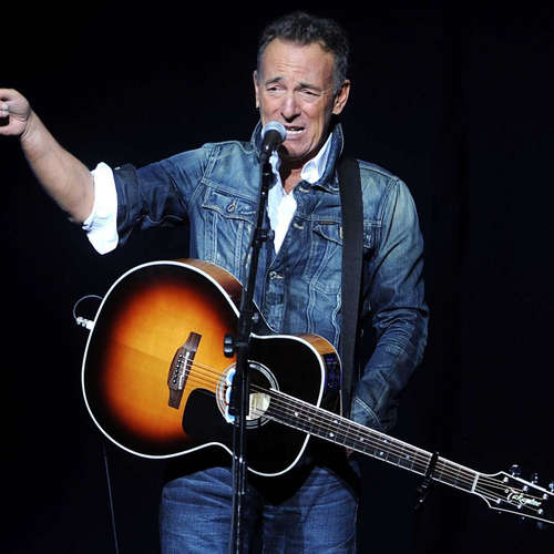 Bruce Springsteen – Die andere Stimme Amerikas