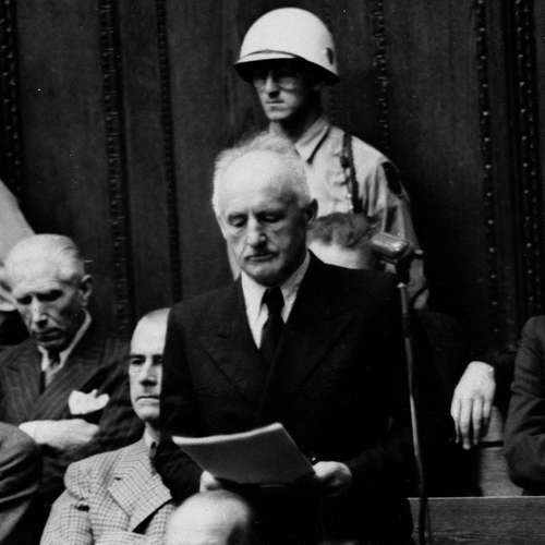Kriegsverbrecher vor Gericht – Was bleibt vom Nürnberger Prozess?