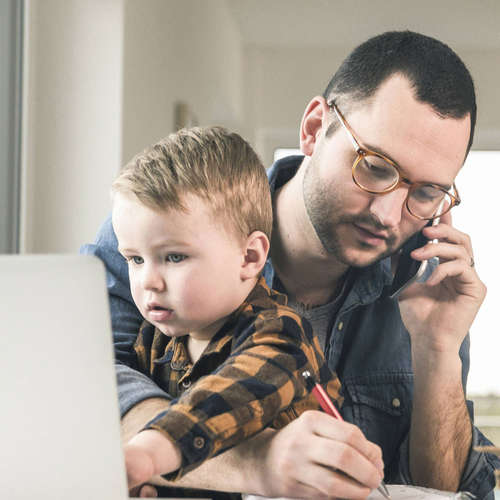 Papa in der Krise – Wie verändert sich die Vater-Rolle?