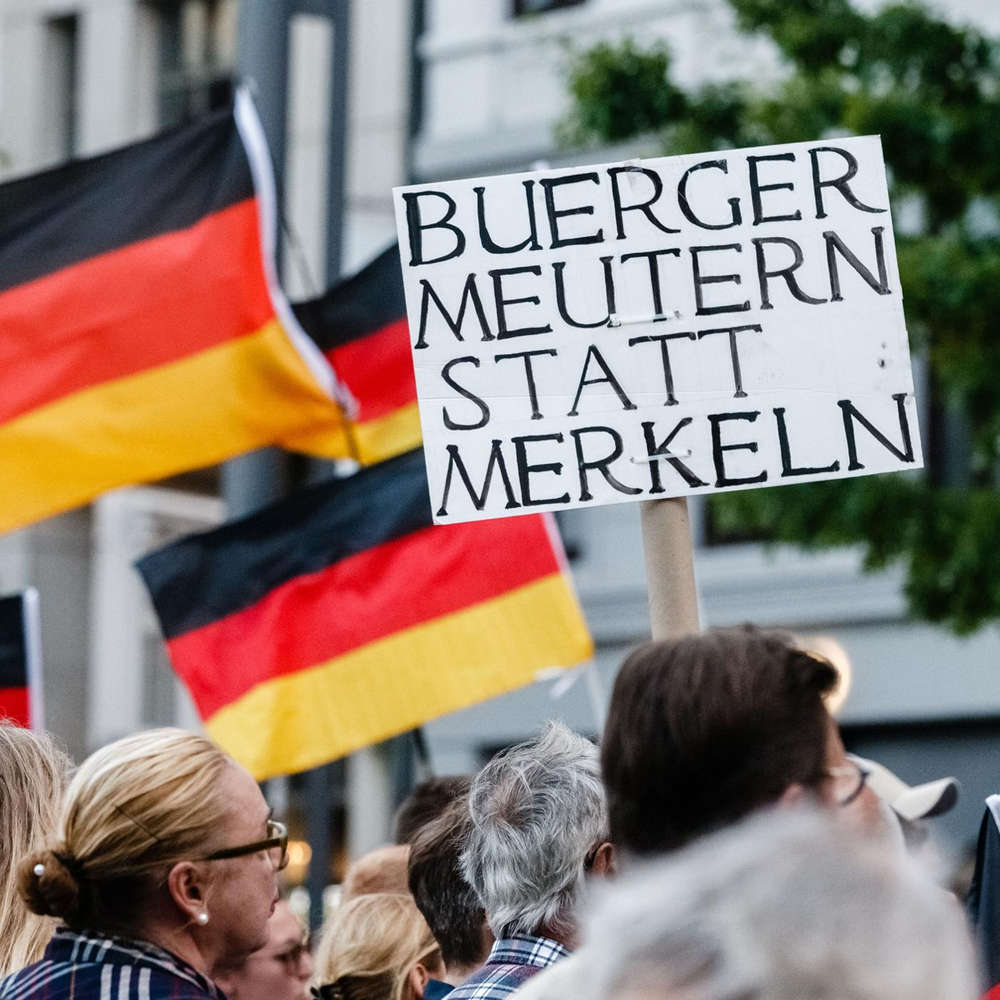 """Empört, verführbar, radikal: Die Krise der """"bürgerlichen Mitte"""""""
