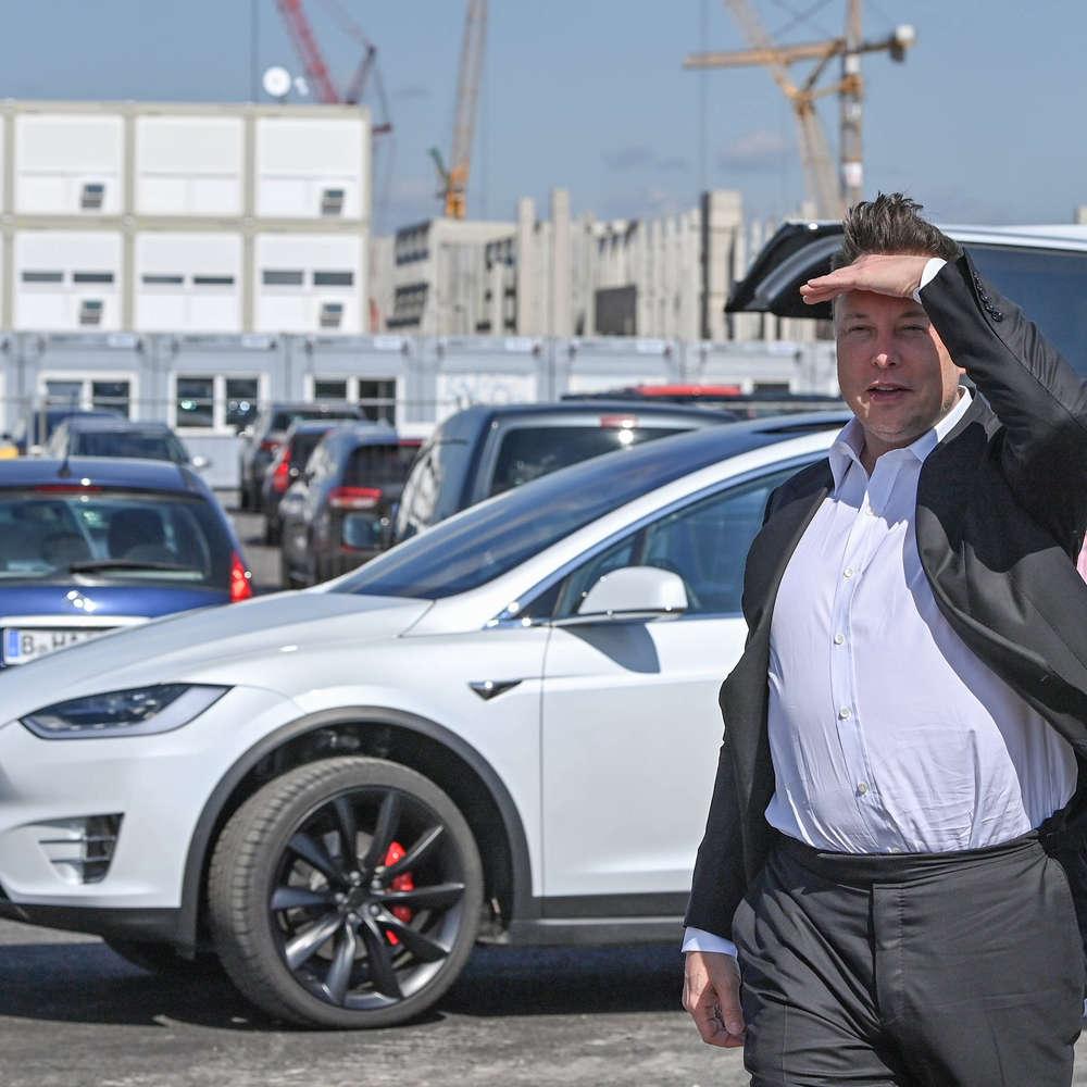 Der Countdown läuft: Produktionsstart in der deutschen Tesla-Fabrik