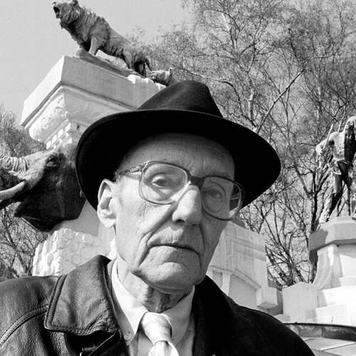 William S. Burroughs: The Cat Inside