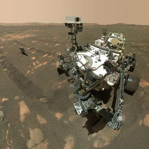 Erstmals Sauerstoff aus der Mars-Atmosphäre gewonnen