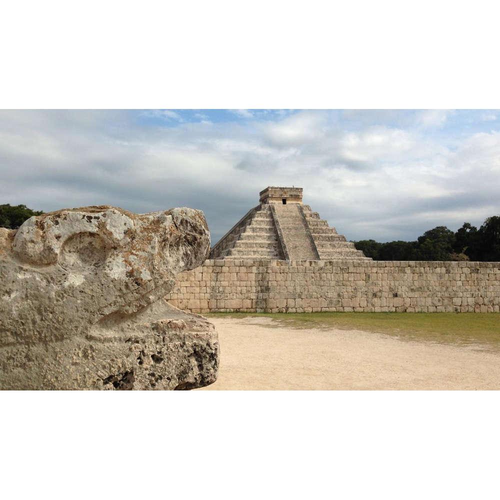 Waldrodungen der Maya bis heute messbar