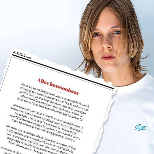 Mit einem Gedicht antwortet Marieke Lucas Rijneveld auf die Debatte um ihre Gorman-Übersetzung