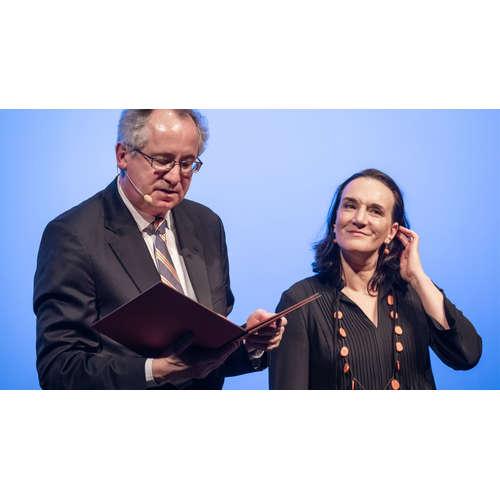 Büchner-Preisverleihung an Terézia Mora: Stinkender Fisch und Literatur