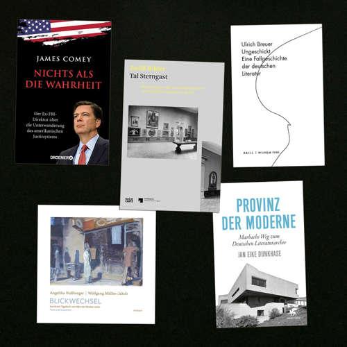 Der Lügen-Präsident, ein Corona-Tagebuch und ungeschickte Deutsche –  Das Weltgeschehen in neuen Büchern