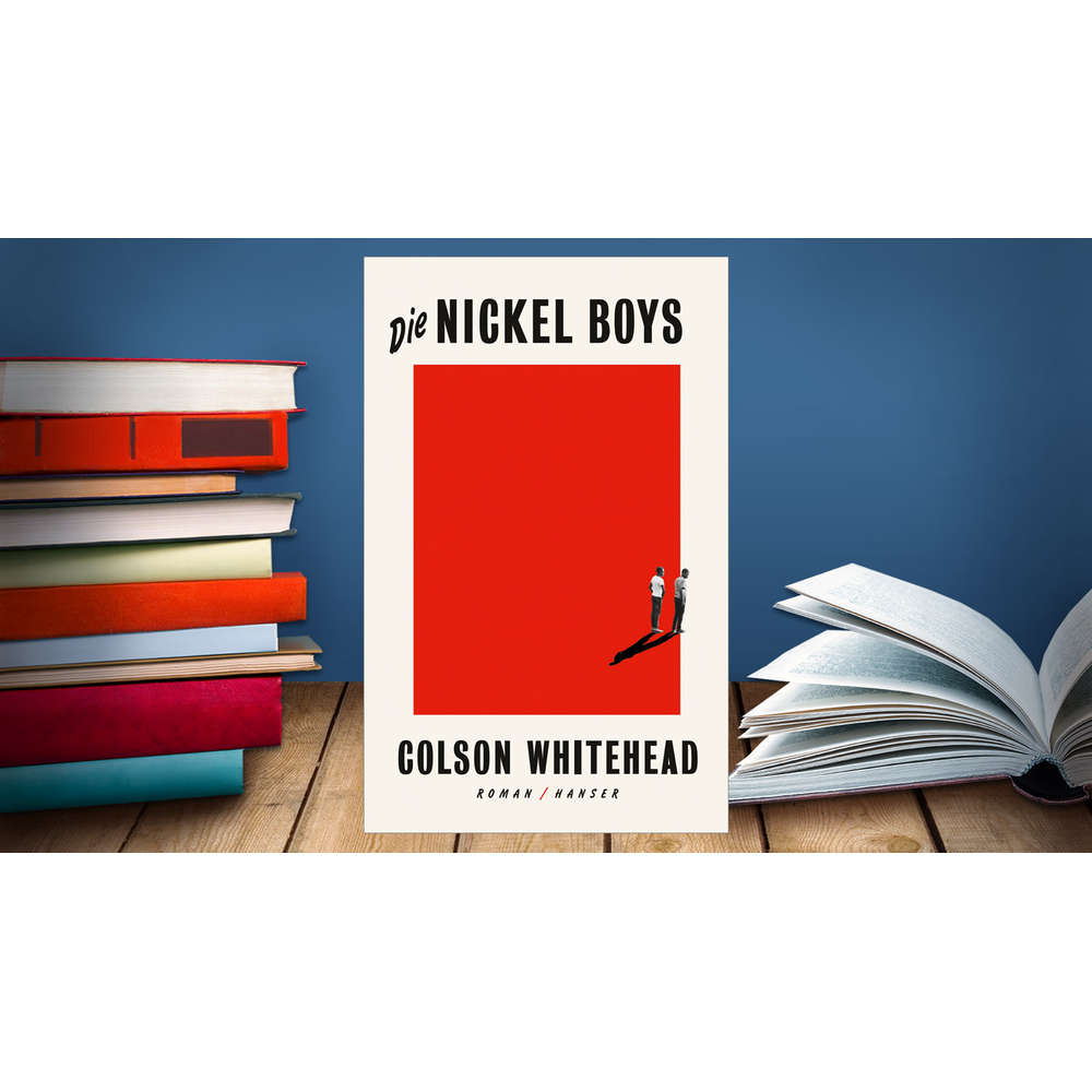 Colson Whitehead - Die Nickel Boys | Buch der Woche vom 17.06.2019