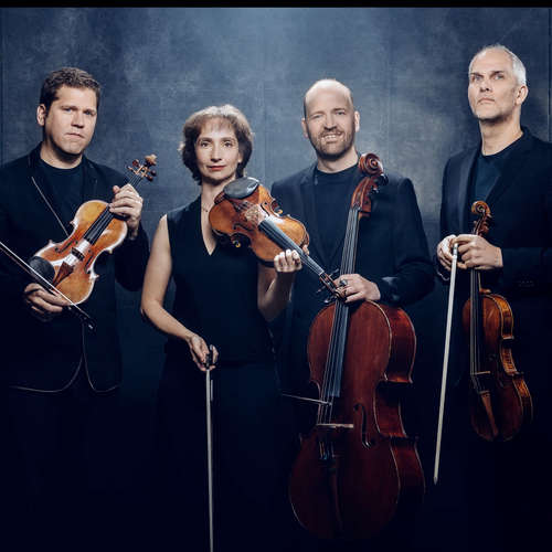 """Das Cuarteto Casals spielt Ludwig van Beethoven: Streichquartett F-Dur op. 135 """"Der schwergefasste Entschluss"""""""