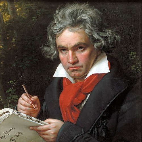 Ludwig van Beethoven: Sextett für 2 Hörner, 2 Violinen, Viola, Violoncello und Kontrabass Es-Dur op. 81b