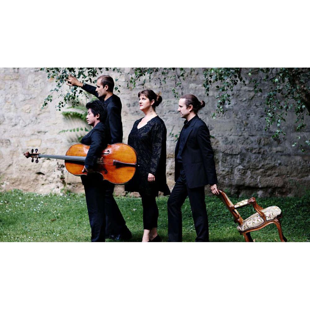 Giuseppe Maria Cambini: Streichquartett g-Moll op. 18 Nr. 2
