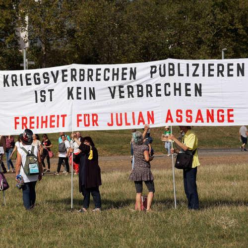 Wikileaks enthüllte vor zehn Jahren geheime US-Dokumente