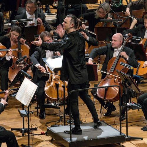 Das ARD-Silvesterkonzert des SWR Symphonieorchesters
