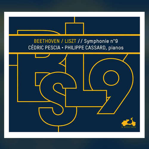 Beethovens 9. Sinfonie für zwei Klaviere mit Philippe Cassard und Cédric Pescia