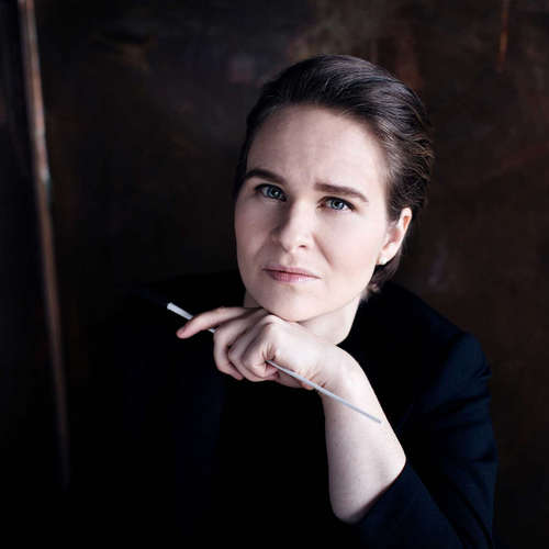 Dirigentin Eva Ollikainen - Aeriality