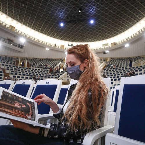 Neue Aerosol-Studie: Die Corona-Ansteckungsgefahr im Konzerthaus ist sehr gering