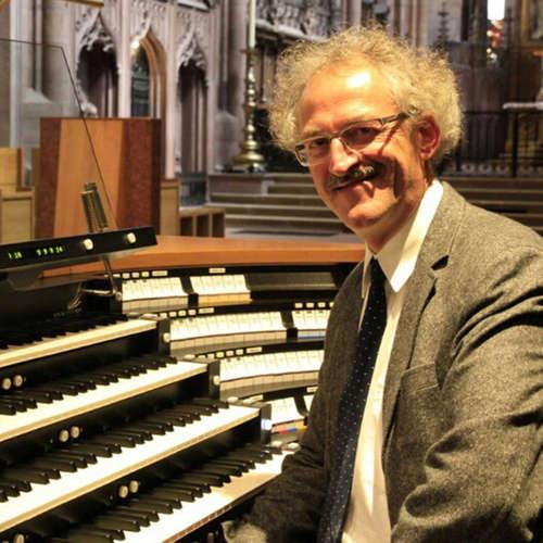 Orgelfragebogen #4: Gerhard Gnann