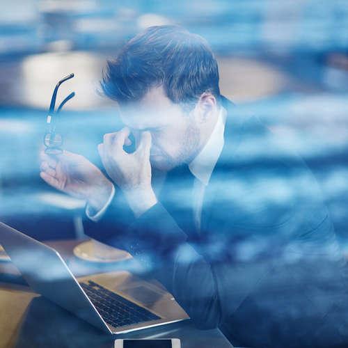 Digitaler Stress im Job