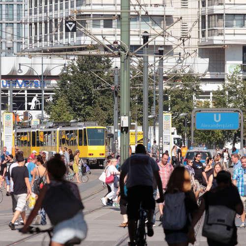 Stressfaktor Stadt – Eng, laut, anonym