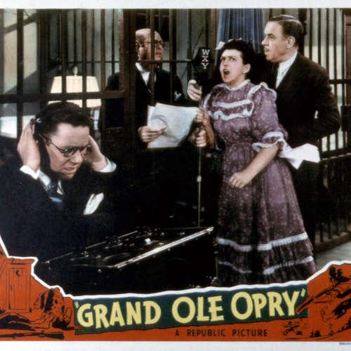 28.11.1925: In Nashville startet die älteste Radioshow der USA