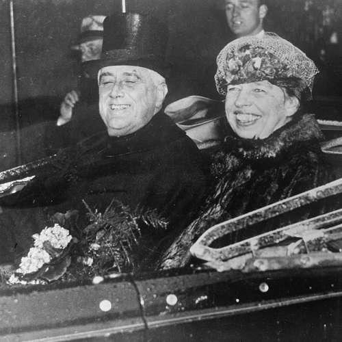 20.1.1937: US-Präsident Franklin D. Roosevelt wird vereidigt