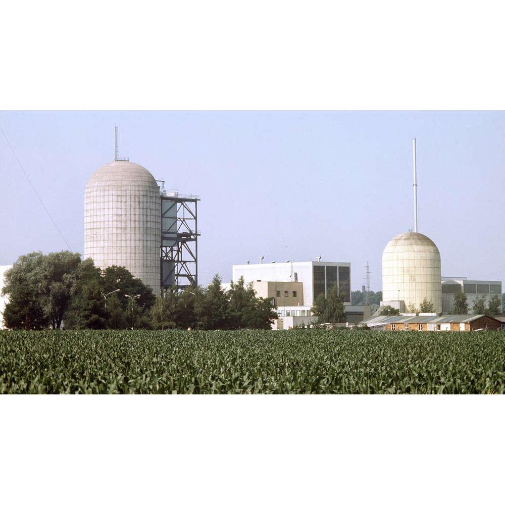 17.06.1961: Ein AKW liefert ersten Atomstrom in Deutschland | Zeitwort