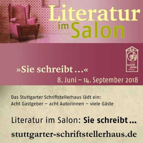 Literatur im Salon - Sie schreibt