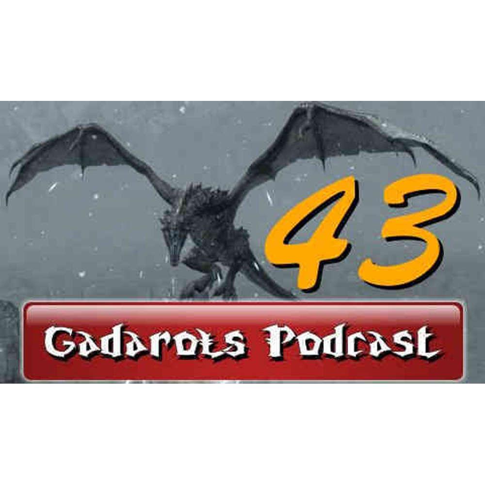 GP043 - Skyrim-Spezial, Die Elder Scrolls-Reihe, Origin, EVE, FM2012 und GTA5
