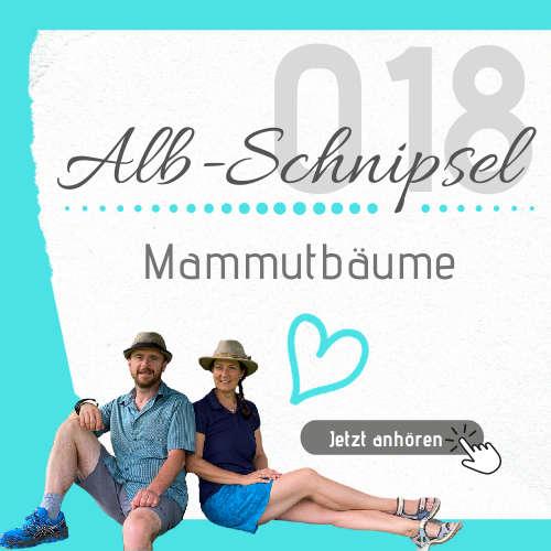 AS018 - Mammutbäume - Alb-Schnipsel by Heimat-Verliebt
