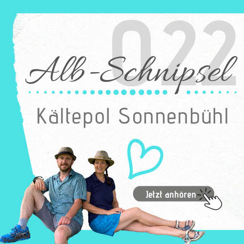 AS022 - Kältepol Sonnenbühl - Alb-Schnipsel by Heimat-Verliebt