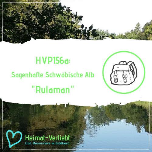 HVP156a - Sagenhafte Schwäbische Alb - Jugendlicher Steinzeitheld Rulaman