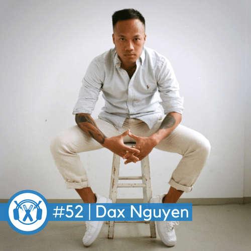 #52 Dắx Nguyễn (Chef von TSKR // Merch-Vertrieb, Management, Label, Studio)