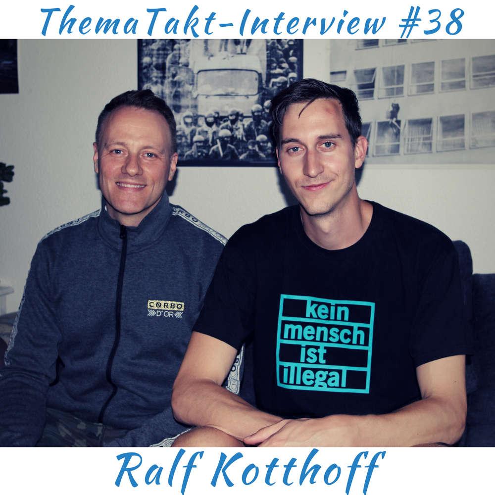 #38 Ralf Kotthoff (MZEE-Mitgründer & HipHop-Aktivist )
