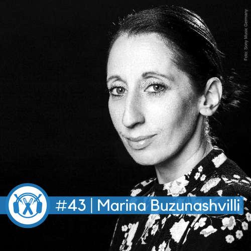 #43 Marina Buzunashvilli (Promoterin, Managerin von Sero, Capo und Manuellsen, bald Head of PR bei Sony Music)