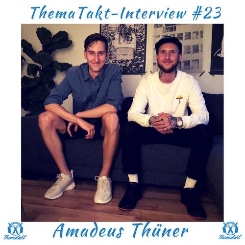 "#23: Sneaker-Experte Amadeus Thüner (""Oh, Schuhen!""-Podcast, everysize.)"