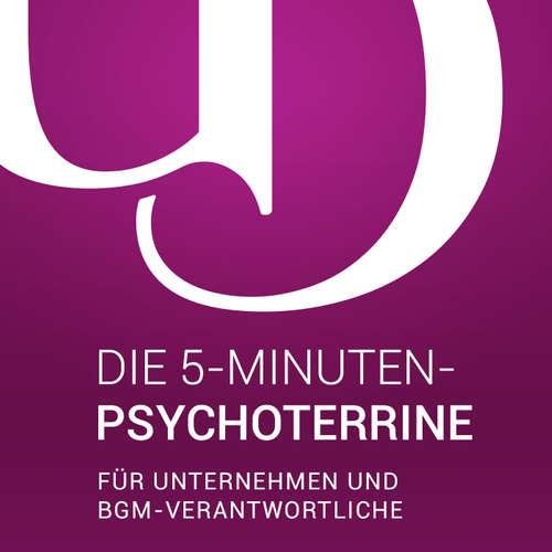 5-Minuten-Psychoterrine für Unternehmen und BGM-Verantwortliche