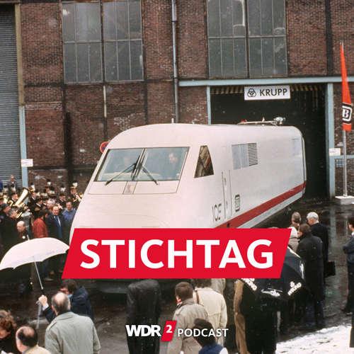 Erste Fahrt des ICE (am 26.11.1985)