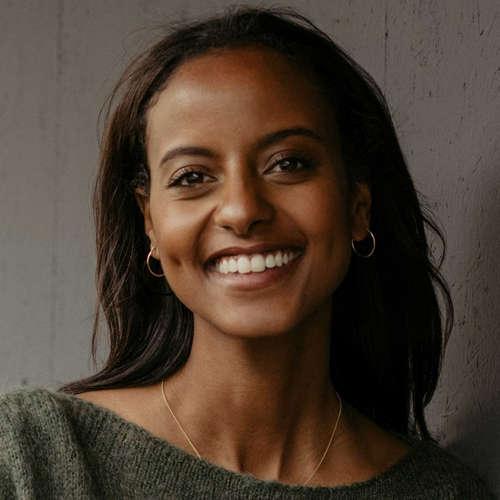 Unternehmerin und Model – Sara Nuru