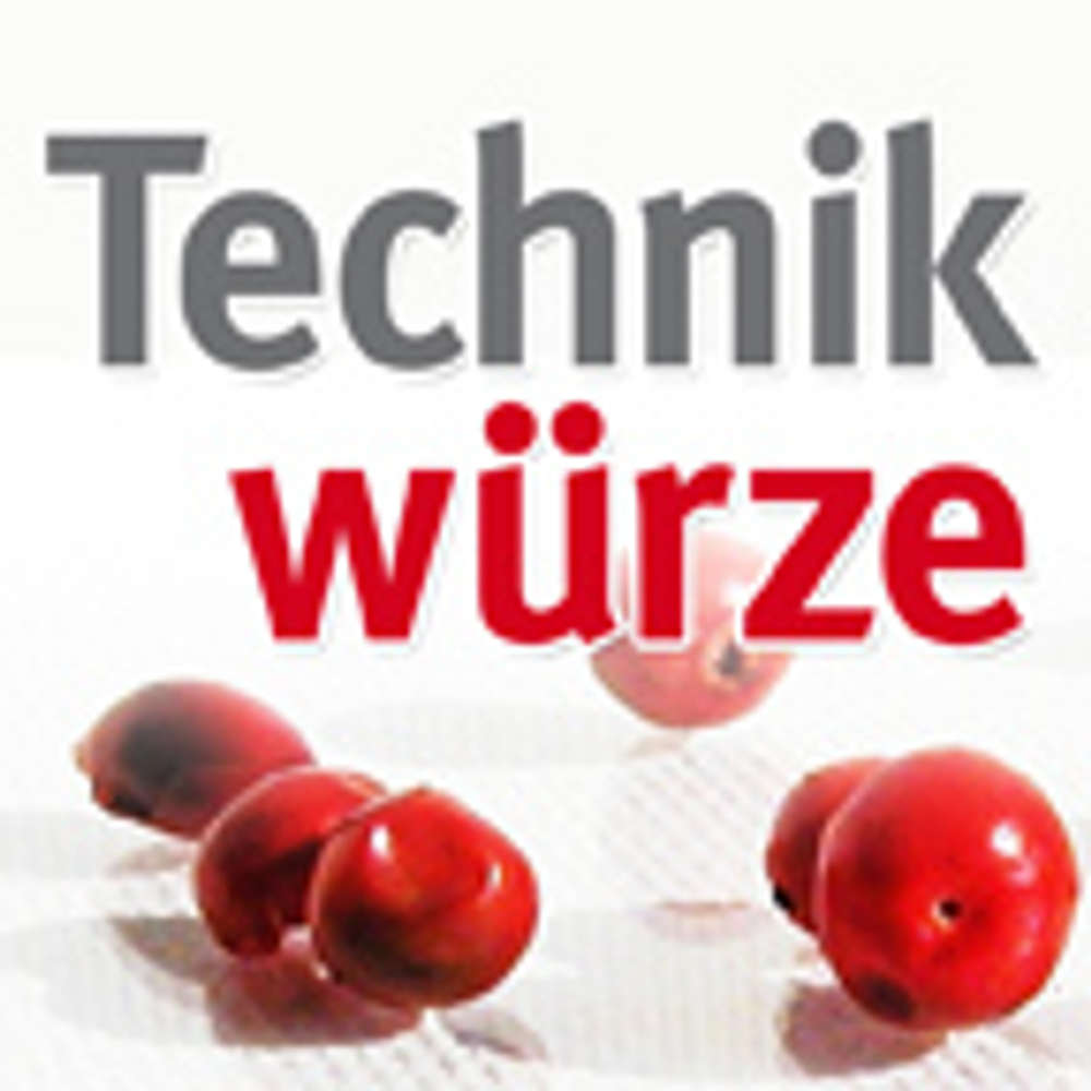 Technikwürze 67 – Peter Hepp