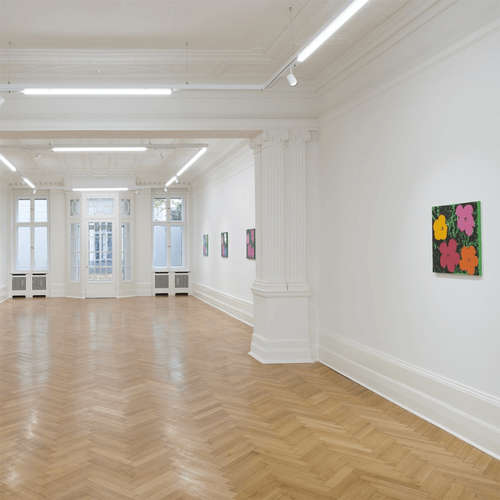 """Sturtevant"" in der Galerie Société"