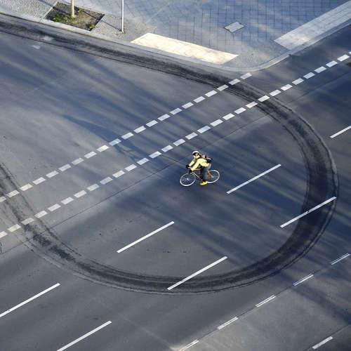 Brauchen wir eine Kennzeichenpflicht für Radfahrer?