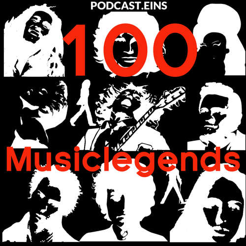 #100Musiclegends - PODCAST.EINS GmbH